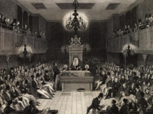 A brit House of Commons 1834-ben